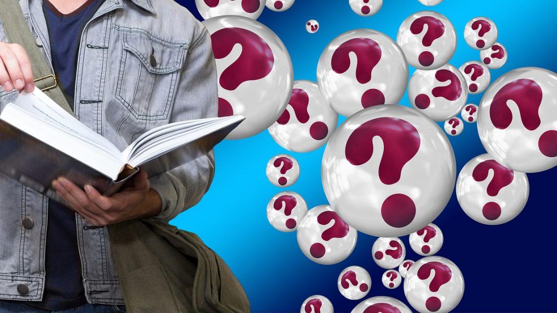 Où trouver des idées de questions?